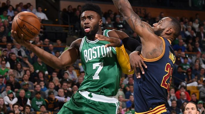 Jaylen Brown Celtics Cavs