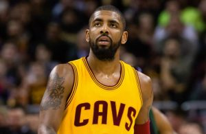 Kyrie Irving Cavs