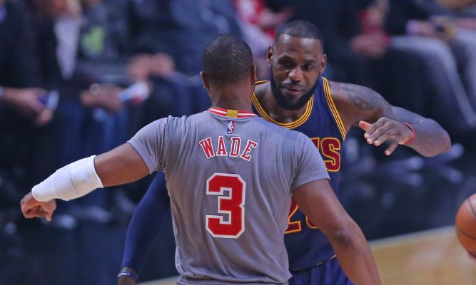 Trade rumor was final straw for Kyrie Irving with LeBron James