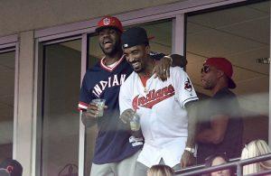 LeBron James & J.R. Smith