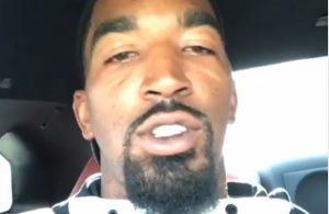 J.R. Smith Kevin Love Birthday Shoutout