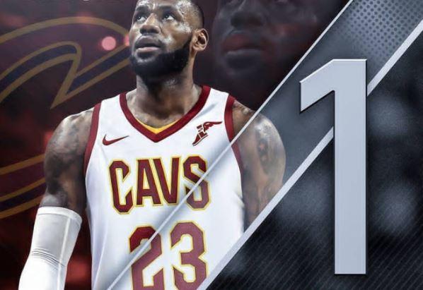 LeBron James Sports Illustrated