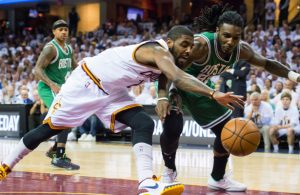 Jae Crowder and Kyrie Irving