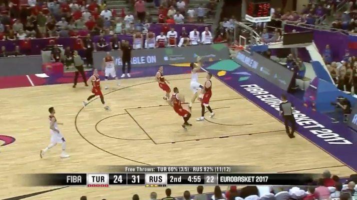 Cedi Osman EuroBasket 2017