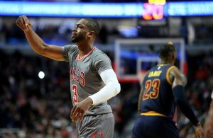 Dwyane Wade and LeBron James, Bulls and Cavs