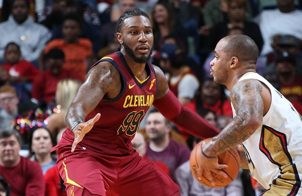 ac4f80902e9 Cleveland Cavaliers vs. New Orleans Pelicans Game Recap  Not Bringing the D