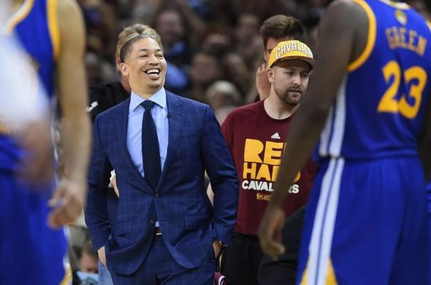 Tyronn Lue Golden State Warriors
