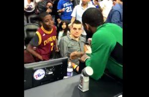 Kyrie Irving Boston Celtics Cavs