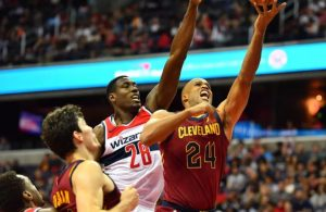 Richard Jefferson Cleveland Cavaliers