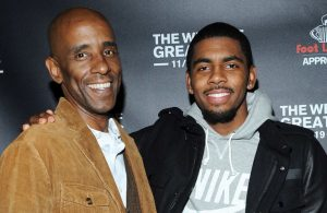 Drederick Irving and Kyrie Irving