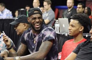 LeBron James Summer League