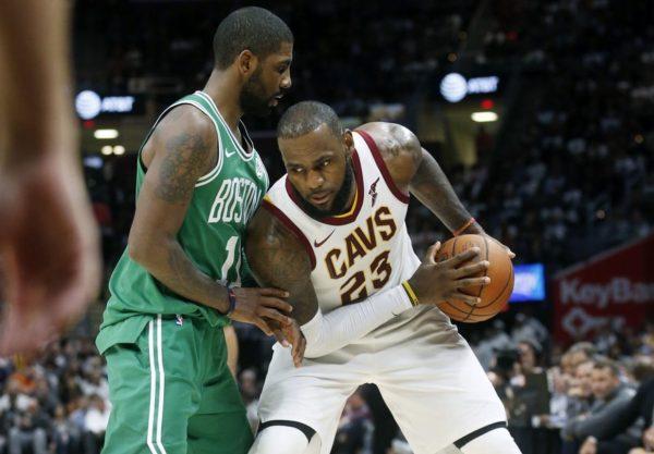 Cleveland Cavaliers vs. Boston Celtics Game Recap: Narrow ...