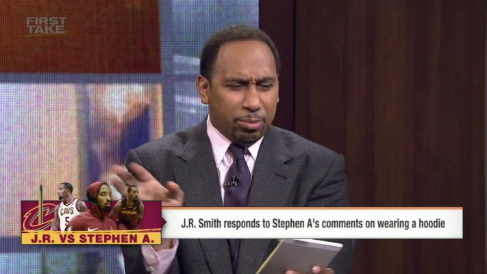 Stephen A. Smith Cavs