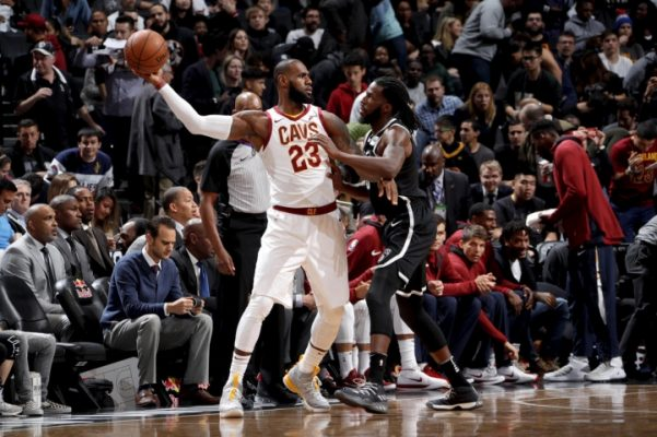 93ab922aed4 Cleveland Cavaliers vs. Brooklyn Nets Game Recap  Missed Opportunities Doom  Cavs