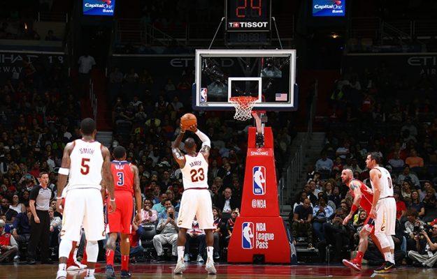 LeBron James Wizards