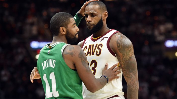 LeBron James took shot at Phil Jackson not Frank Ntilikina