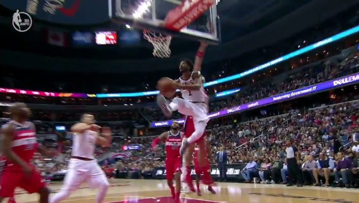 Derrick Rose Washington Wizards