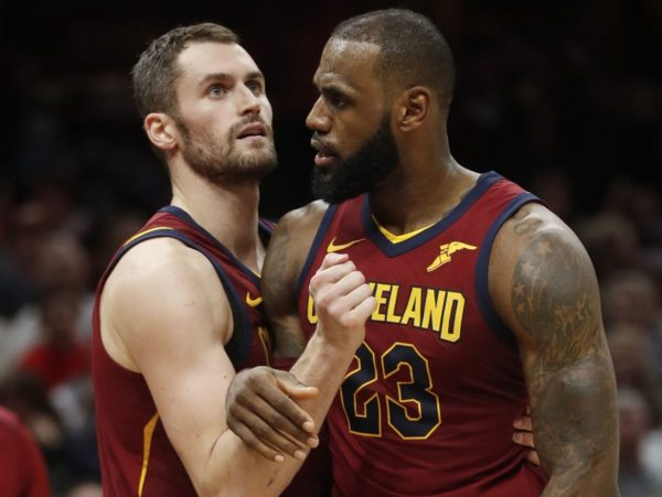 LeBron James and Tyronn Lue are exhausted of talking about LeBron's workload