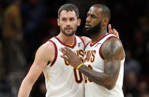 5e4336f02c1 Kevin Love Reflects on His 4 Years With LeBron James
