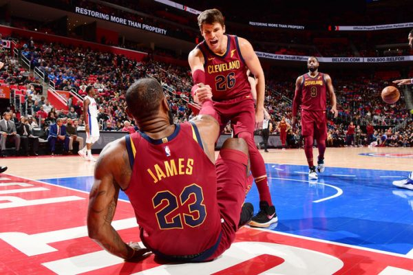 Cleveland Cavaliers vs Detroit Pistons: Lineups, preview and prediction 11/20/17