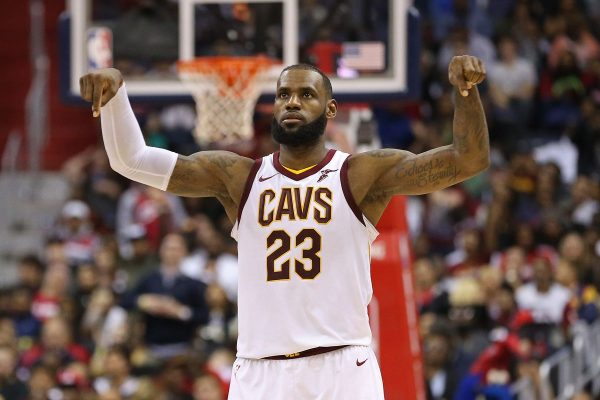 LeBron James ejected for first time in National Basketball Association  career