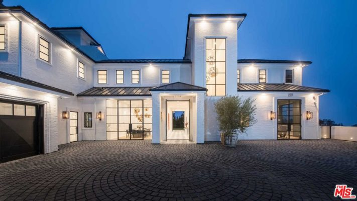 LeBron James Brentwood Mansion