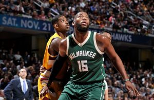 Greg Monroe Cavs Bucks