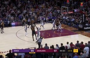 VIDEO: LeBron James Hits Cold-Blooded Dagger at End of 4th Quarter