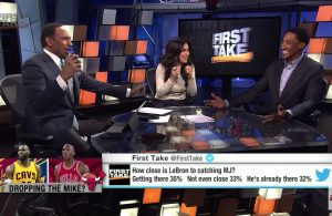 Scottie Pippen First Take Stephen A Smith