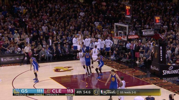 Kyle Korver Game 3 NBA Finals
