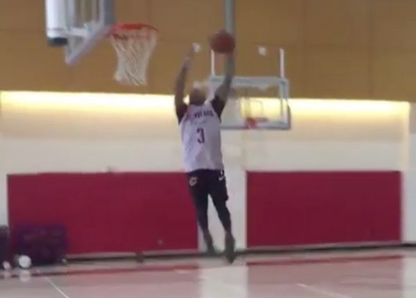 VIDEO: Isaiah Thomas Posts Video of Him Dunking as He Nears Debut