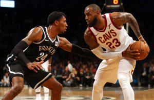 LeBron vs. Nets