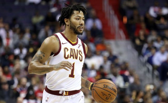 Report derrick rose reveals awful news regarding latest - Derrick rose cavs wallpaper ...