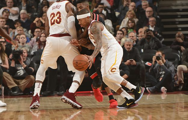Isaiah Thomas, Cavs vs. Raptors
