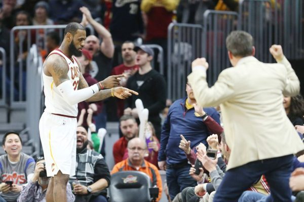 Cavaliers pass first test without Love