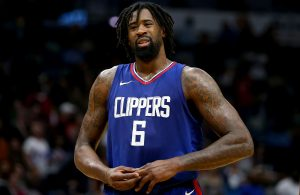 DeAndre Jordan Los Angeles Clippers