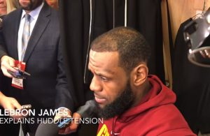 LeBron James Explains Why He Went Off on Cavs in Toronto