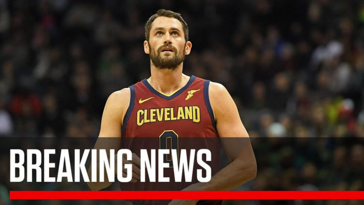BREAKING: Kevin Love to Miss Significant Amount of Time With Latest Injury