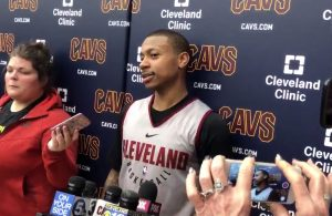 VIDEO: Isaiah Thomas Explains Why He's Been Struggling as of Late