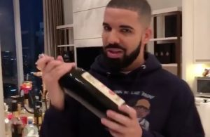 VIDEO: Drake With Hilarious Reaction to LeBron James Joining 30K Club