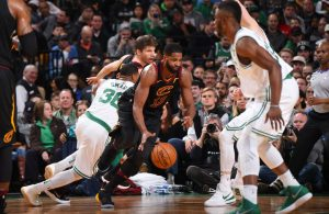 Tristan Thompson vs. Boston Celtics
