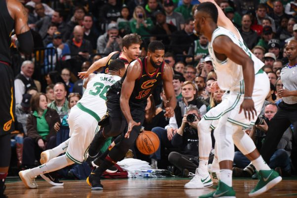 Tristan Thompson vs. Boston Celtics