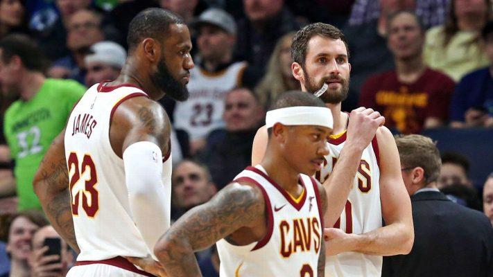 Warriors trample over the Cavaliers in entrance of their…