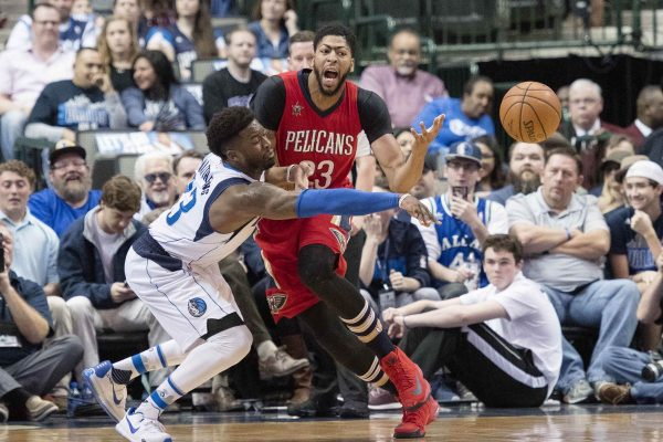 Wesley Matthews Defense Anthony Davis