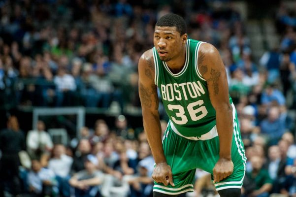 Nuggets interested in Celtics guard Marcus Smart