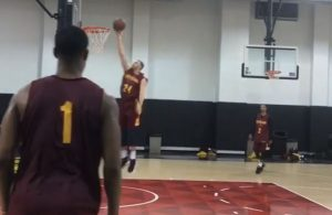 First Look at the Newest Cavs in Practice