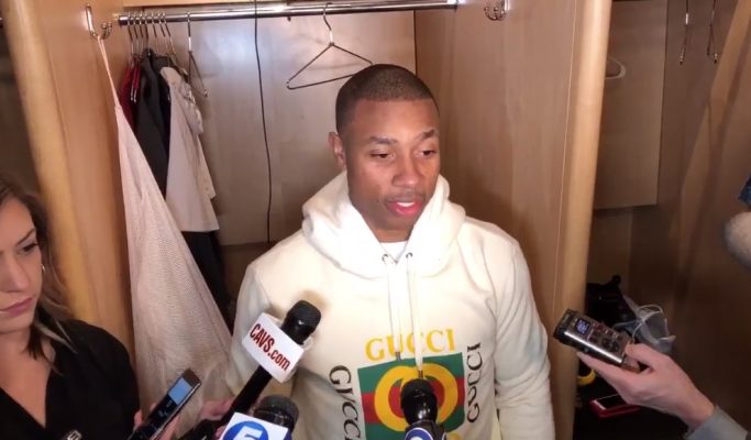 Isaiah Thomas Blasts Cavs After They Get Blown Out by Rockets