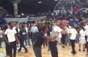 Russell Westbrook vs. LeBron James Jr.