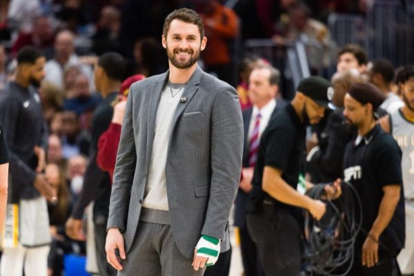 Kevin Love Cavs Fractured Suit