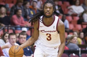 Marcus Thornton Canton Charge
